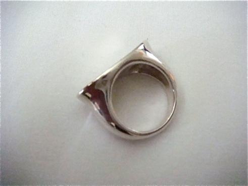 RLM sterling ring