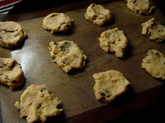 XXtra chewy chocolate chip cookies